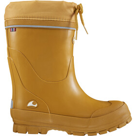 Viking Footwear Jolly Thermo Rubber Boots Kids mustard